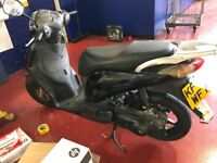 Honda ps125cc 2009 moped/scooter £800