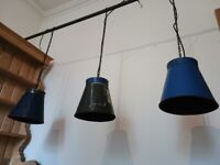 Industrial Ceiling Lights . New (9 Available)