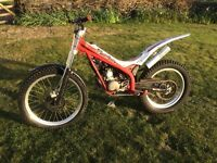 Beta Evo 80cc 2013. Trials Bike