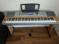 Yamaha Portable Grand Piano DGX-630 - in mint condition (incl. cover)