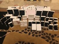 Pandora Charm, Bracelet and Necklace Boxes And Bags