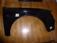 Audi A6 2001 drivers / offside wing genuine