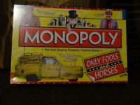 Only Fools and Horses Rare Monopoly New