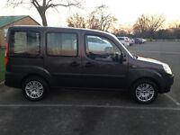 Fiat DOBLO (2010) Petrol ONE OWNER 1.4cc Petrol MPV/Van MOT Hpi Clear MINT - P/x Welcome