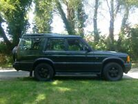 Land-Rover Discovery TD5 1999