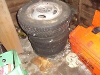 VW Polo parts Free to good home early polo + wheels tyres and door glass.