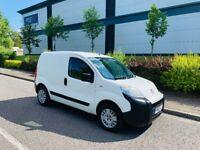 2012 1248cc Diesel FIAT FIORINO MULTIJET CAR DERIVED VAN 151k miles MOT till 01/2022 NEMO BIPPER
