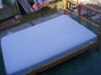Ikea Sultan double bed ( euro size 140cm x 200cm )