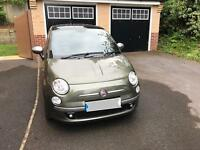 Fiat 500 1.2 byDiesel special edition