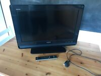 """Sony 26"""" LCD Digital Colour TV - fully working"""