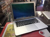 Apple Macbook Air Intel i5 1.4Ghz CPU 4GB RAM 128GB SSD HD 5000 1.5GB Graphics MacOSX