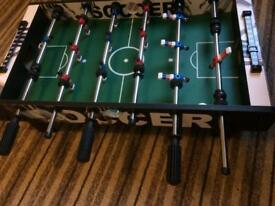 Soccer football table