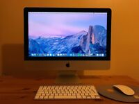 21.5 Inch Late 2013 iMac OS Sierra. 1TB Fusion Drive. Excellent Condition!