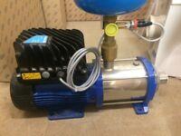 LOWARA ELECTRIC WATER PUMP new