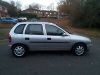 Vauxhall Corsa 1.4 (Long Mot)