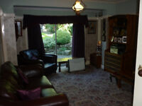 DOUBLE ROOM IN SHARED HOUSE MALE AND FEMALES ALL BILLS INC.