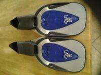 Swimming Flippers size 5-6 adult
