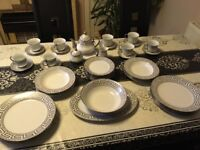 Fine porcelain Dinner set & tea set