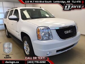 Used 2010 GMC Yukon XL 4WD 1500 SLT-8 Passenger, Heated Leather