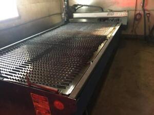 Table 5x10 à Découper au plasma Machitec EC 300 Canada Preview