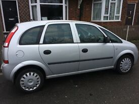VAUXHALL MERIVA 1.6 (03) PRICED TO CLEAR
