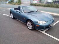 2004 mazda mx5 very tidy car