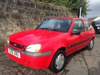 Ford Fiesta Fun 2002 With 2 Keepers Genuine 74k Excellent Condition