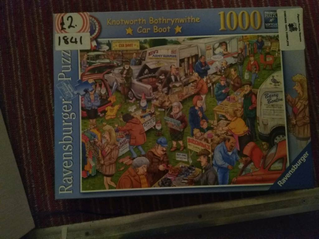 Adult jigsaw puzzles | in Patchway, Bristol | Gumtree