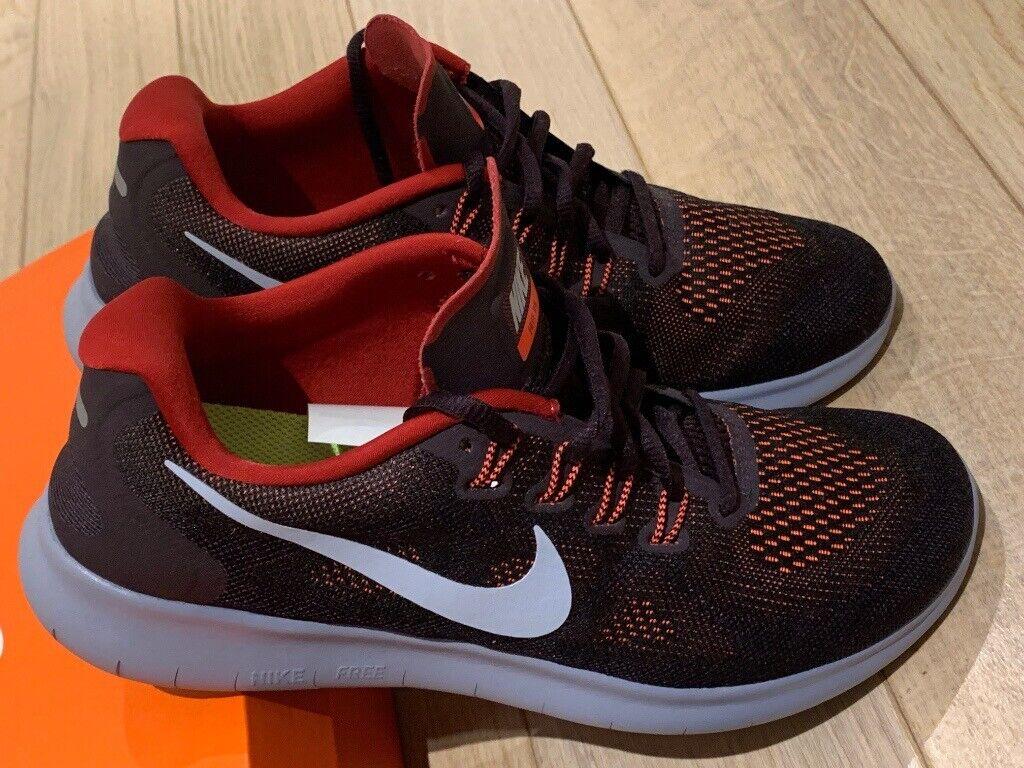 Nike Free RN 2017, Men's Running Shoe, Size UK 8.0 42 EUR 27 CM | in Islington, London | Gumtree