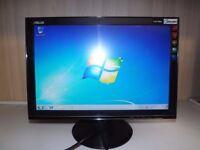 ASUS 192g VGA Computer Monitor