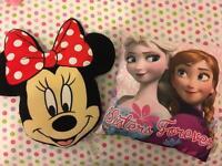 Disney Cushions x 2