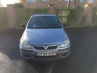 2004 VAUXHALL CORSA AUTOMATIC WITH LONG MOT FULL SERVICE HISTORY LOOKS & DRIVES GREAT