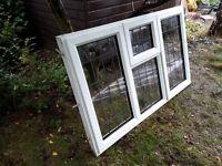 Doubled glazed windows × 3