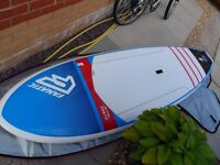 fanatic hrs all wave sup board