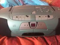 Digital audio and cd player