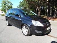 2008 Vauxhall Zafira 1.6 MPV 7 Seater - Only 63,000 Miles!
