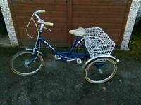 PASHLEY PICADOR TRICYCLE 1970`s