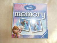 NEW DISNEY 'FROZEN' MEMORY GAME