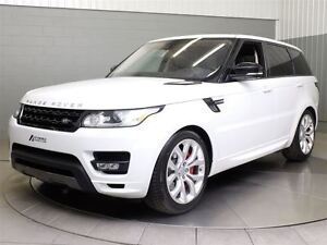 2016 Land Rover Range Rover Sport V8 SUPERCHARGED AWD TOIT PANO