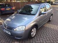 2005 Vauxhall Corsa 1.2 5 door