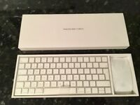 Apple wireless keyboard and mouse - new