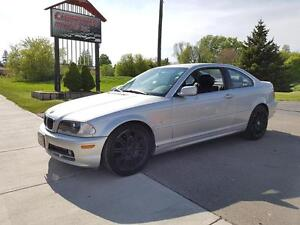 2001 BMW 325ci SPORT PACKAGE CERTIFIED ETESTED  $2699+taxes