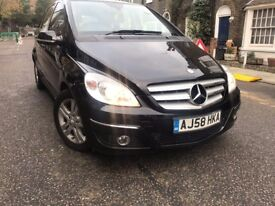 2009 Mercedes B200 CDI SE. 63K MILES. FSH. NEW MOT. AUTO