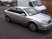 Swap sell Vauxhall vectra 1.8 elegance 53 plate mot Aug taxed drives 375 may swop