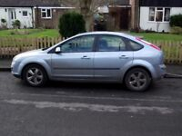 ford focus 2 ltr tdci v g condition inside and out