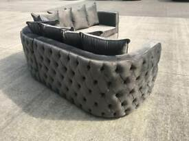 Bespoke Design Chesterfield High End Corner Sofa Only £899