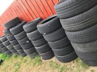 "Part Worn Tyres For Sale 15"" 16"" 17"" 18"" 19"""