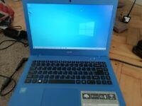 Acer aspire one Cloudbook 14 laptop Windows 10