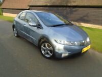 Honda Civic 2.2l diesel hatch - Full Honda history! GREAT VALUE HATCH! Finance options available