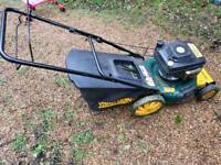"""STILL AVAILABLE - 21"""" self propelled rotary petrol lawn mower"""